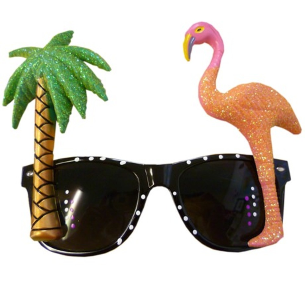 Palm Tree Glasses Stylex Party