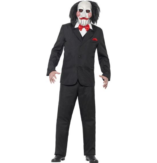 Saw Jigsaw Costume by Smiffys