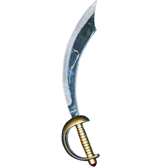 Eyepatch and Pirate Sword