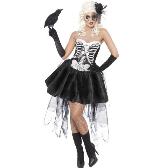 Skelly Von Trap Costume