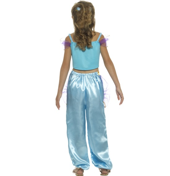 Arabian Girls Princess Costume by Smiffys