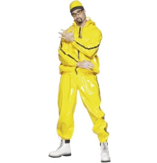Rapper Suit Costume