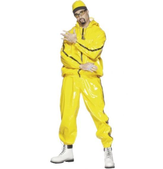 Rapper Suit Costume
