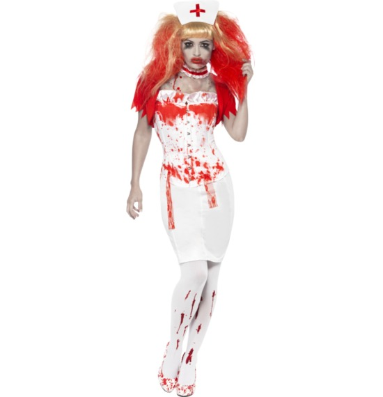 Blood Drip Nurse Costume by Smiffys
