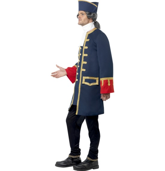 Pirate Commander Costume