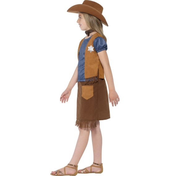 Western Belle Cowgirl Costume