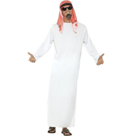 Fake Sheikh Arab Costume