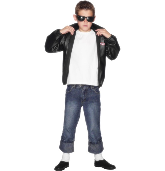 Grease T-Birds Jacket by Smiffys