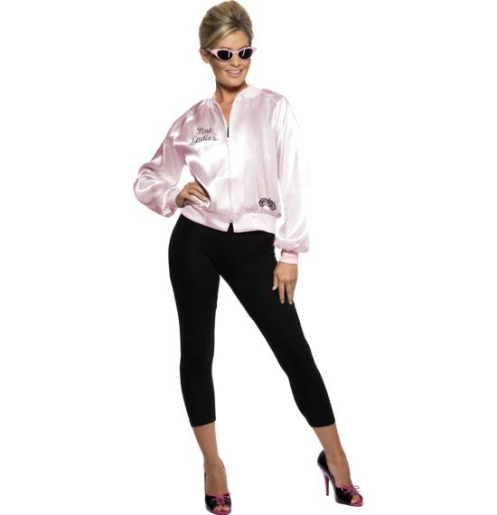 Pink Ladies Jacket Grease