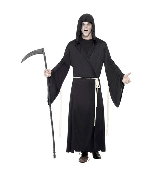 Grim Reaper Costume by Smiffys
