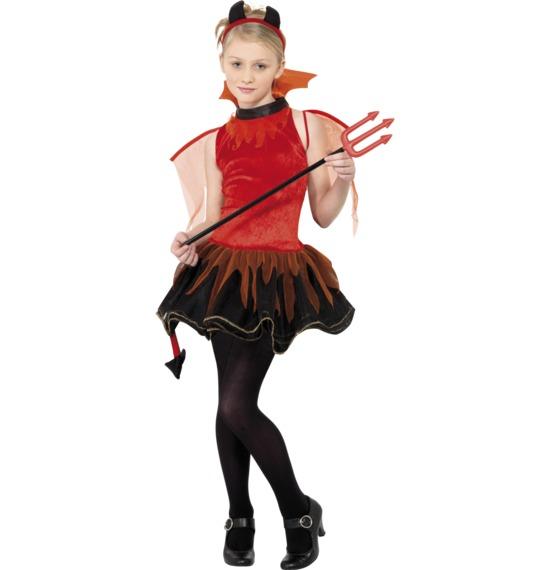 Teen Devil Costume