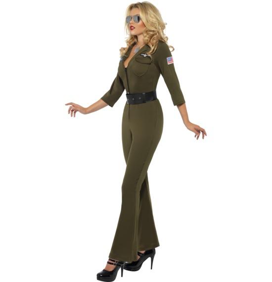 Top Gun Aviator, Green