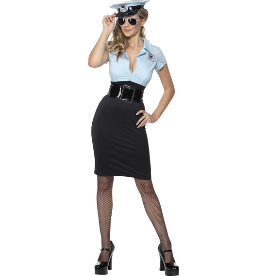 Police Cadet Costume