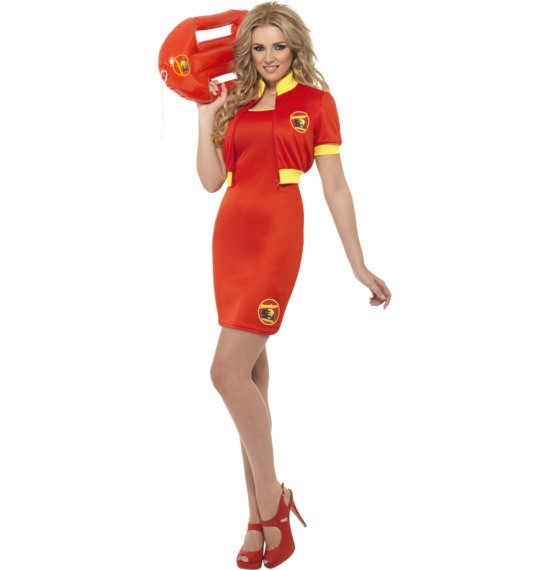 Baywatch Inflatable Rescue Float