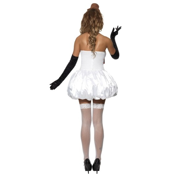 Fever Sexy Snowman Costume