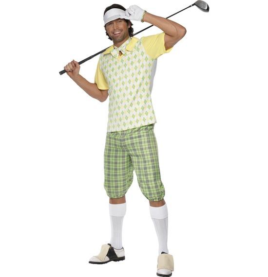 Gone Golfing Costume