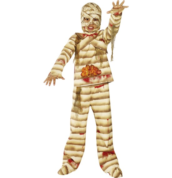 Gutsy Mummy Costume by Smiffys
