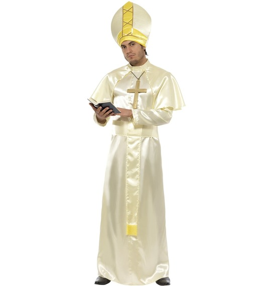Pope Costume