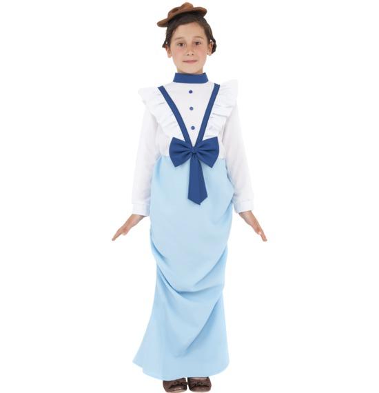 Posh Victorian Costume