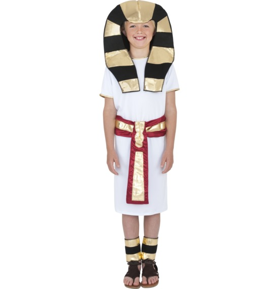 Egyptian Boy Costume by Smiffys