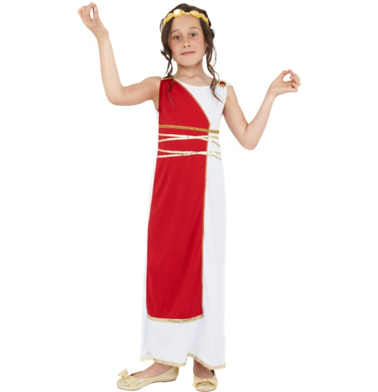 Grecian Girl Costume by Smiffys