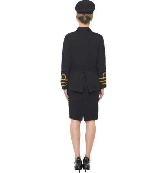 Navy Officer Costume Ladies