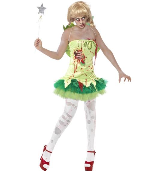 Zombie Fairy Costume