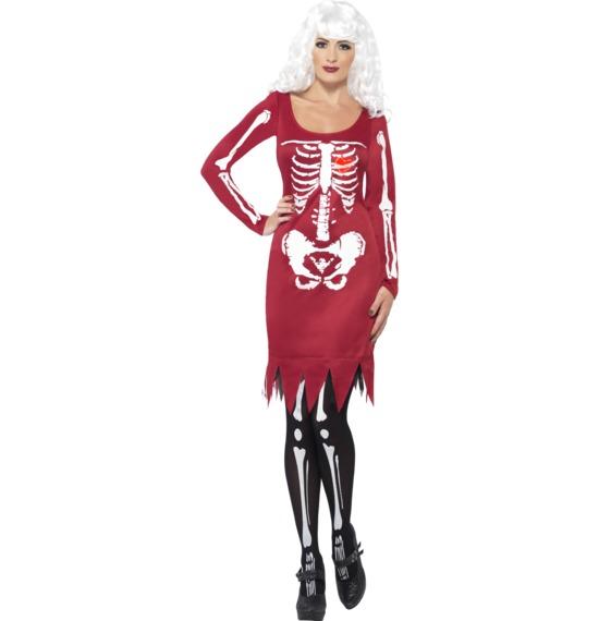 Beauty Bones Costume by Smiffys