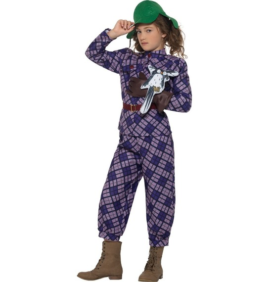 David Walliams Deluxe Awful Auntie Costume by Smiffys