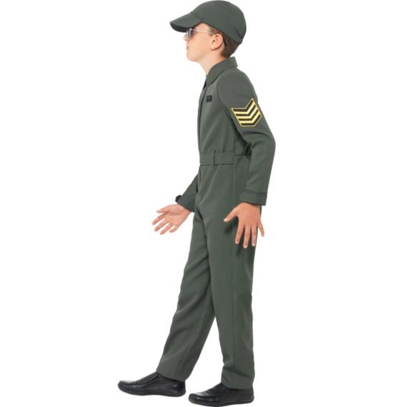 Aviator Costume by Smiffys