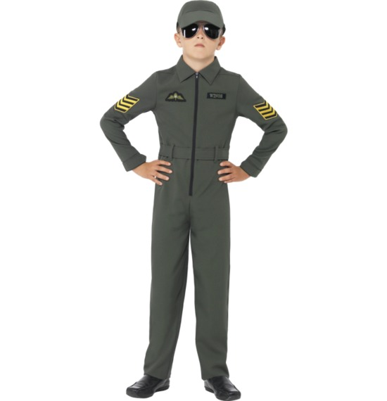 Aviator Costume by Smiffys