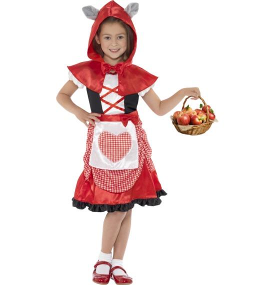 Miss Hood Costume