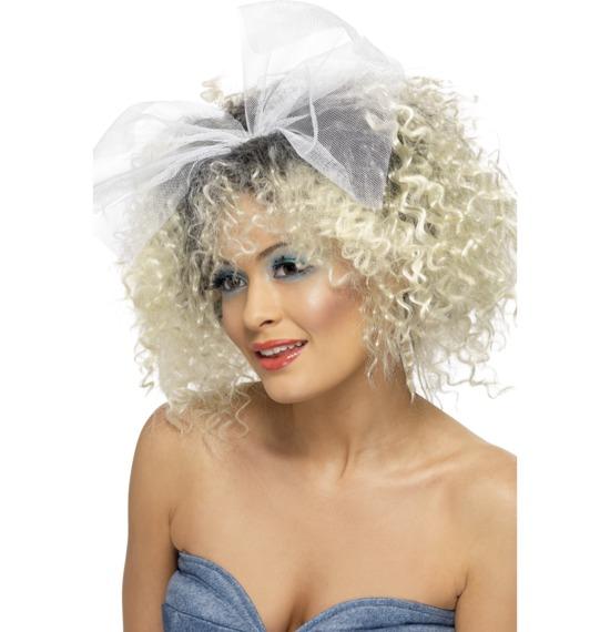 80's Wild Child Wig Blonde