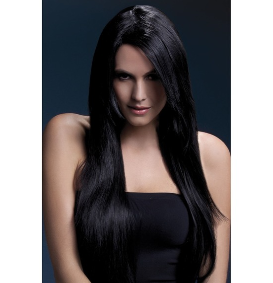 Fever Amber Wig, Black