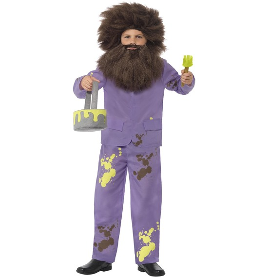 Roald Dahl Mr Twit Costume by Smiffys