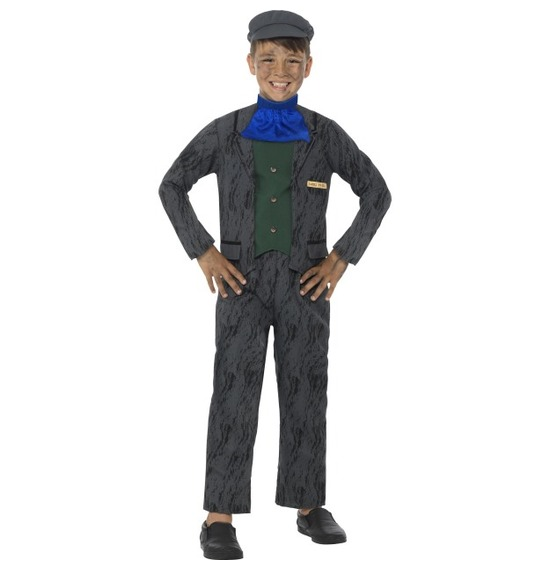 Horrible Histories Miner Costume