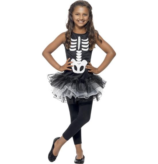 Skeleton Tutu Costume