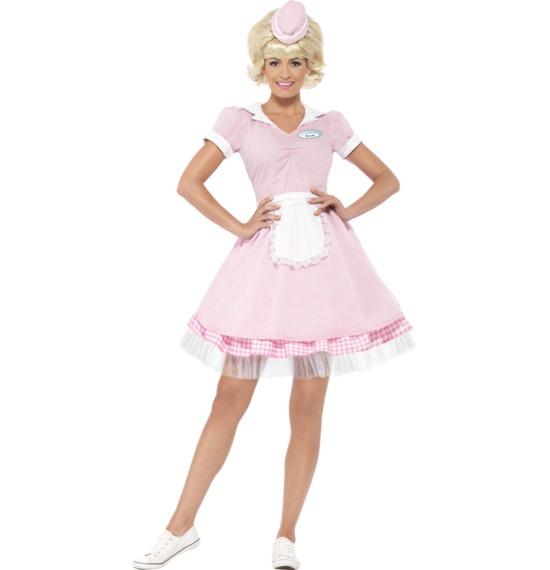50s Diner Girl Costume