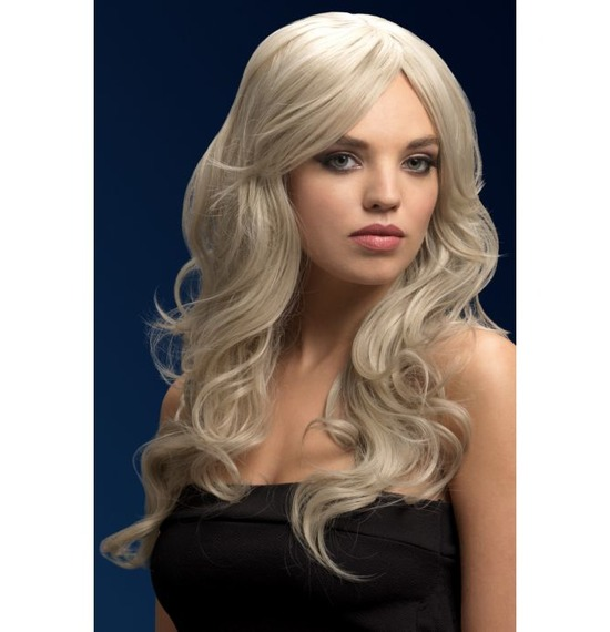 Fever Nicole Wig, Silver Blonde