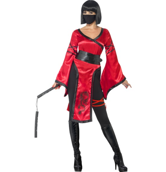 Shadow Warrior Costume