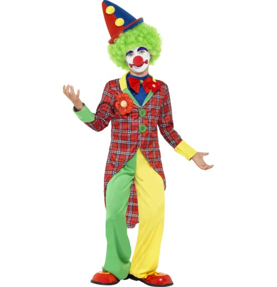 Clown Costume by Smiffys
