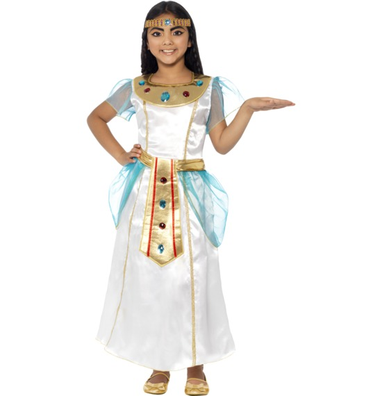Deluxe Cleopatra Girl Costume by Smiffys