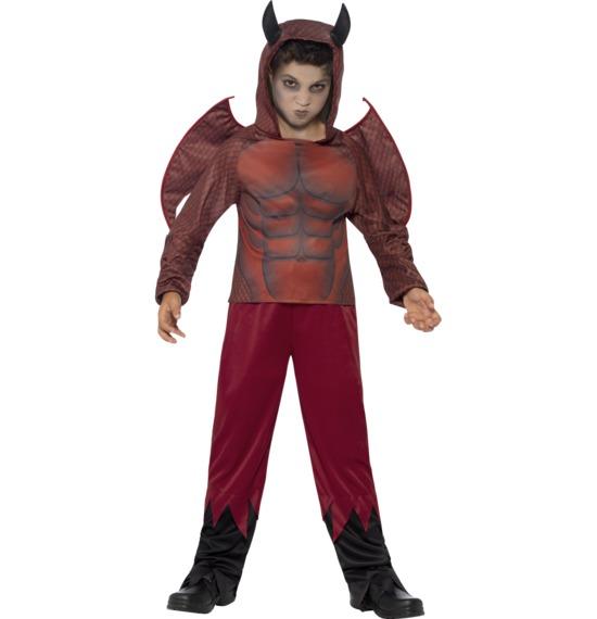 Deluxe Devil Costume