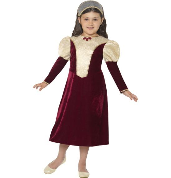 Tudor Damsel Princess Costume
