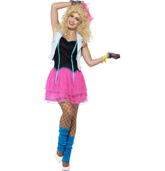 80's Wild Girl Costume