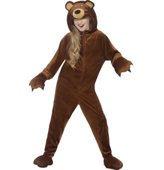 Bear Costume by Smiffys