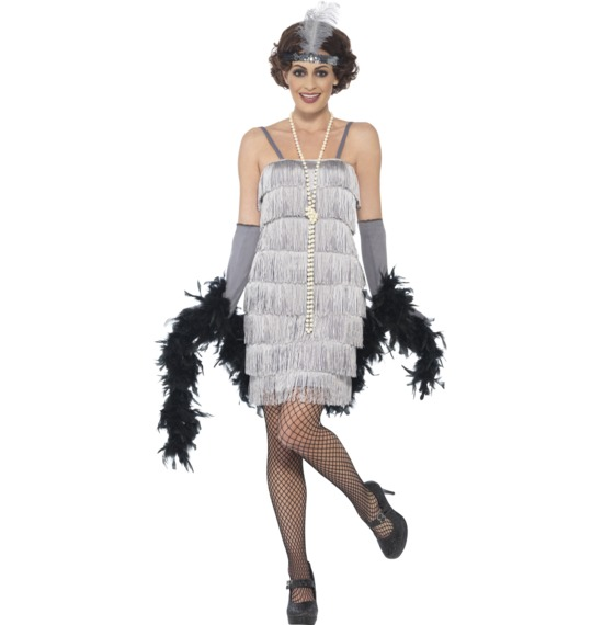 Flapper Costume Dress