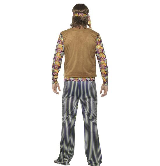 60's Hippie Singer Costume