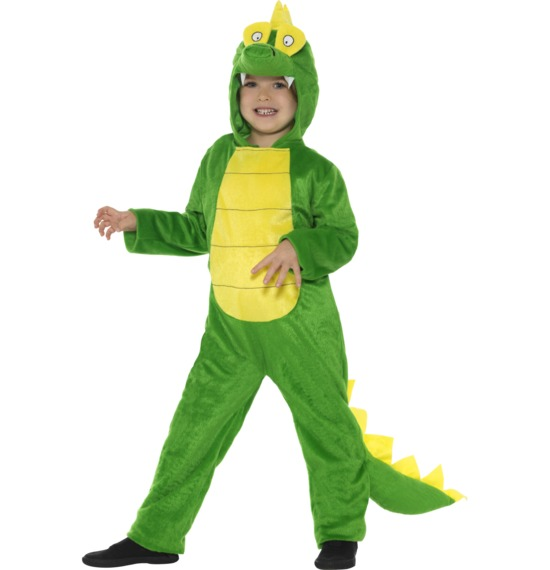 Crocodile Costume by Smiffys