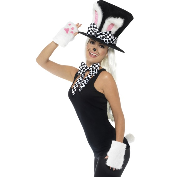 Tea Party March Hare Kit with Top Hat